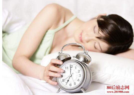 睡不着觉时的失眠伤