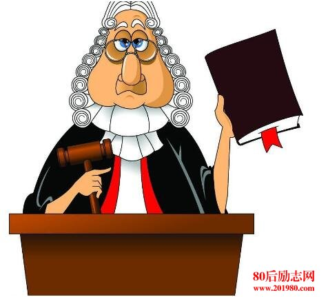 <b>法官答记者问的段子,一句话就可以搞死法官</b>