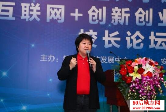 安博教育集团CEO黄劲