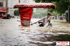洪灾发生时,你需要