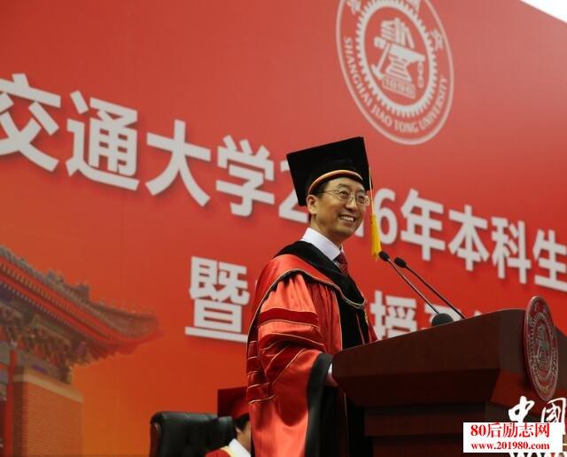 <b>上海交大校长张杰2016毕业典礼演讲:梦想让人生绽放光芒</b>