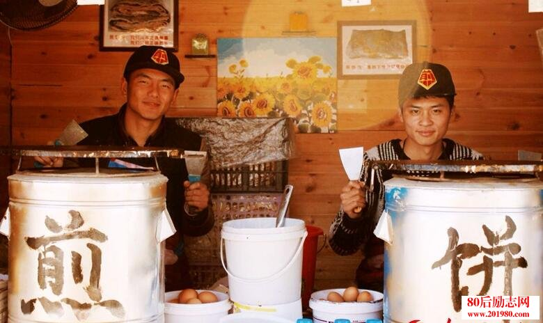 <b>大学生毕业后卖煎饼创业:有商人头脑,身边处处是商机</b>