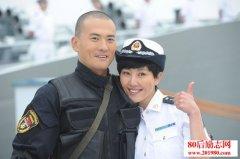 军旅电视剧《火蓝刀