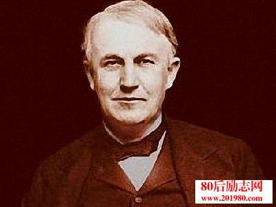 爱迪生发明电灯故事