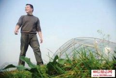 种植草莓创业,25岁