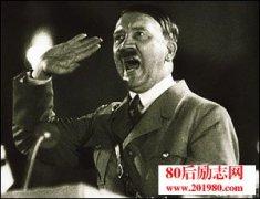 希特勒名言,希特勒