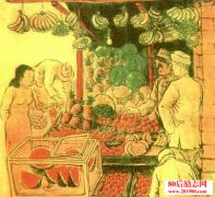 卖水果的故事以及职