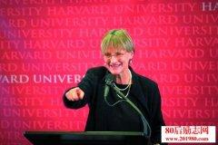 哈佛校长毕业演说辞,哈佛女校长2008年毕业演讲
