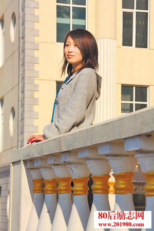 哈工程大失聪女孩姜彦宇的身残志坚的励志故事