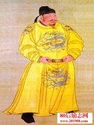 唐太宗李世民的管人
