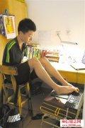 杨孟衡的励志故事,90后身残志坚的名人