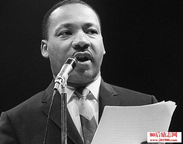 马丁路德金演讲稿 我有一个梦想(英文版)