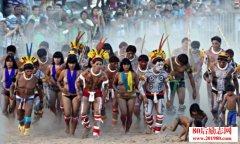 从印第安人生活习俗