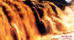 描写黄河的优美句子
