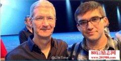 19岁少年拒绝了苹果