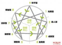 九种人格类型分析 完