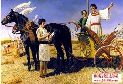 圣经中约瑟的故事