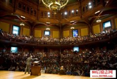 哈佛大学的一堂生命