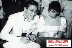 梁家辉和老婆江嘉年