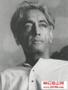 印度哲人克里希那穆
