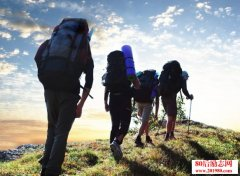 要想爬山,就会有路