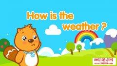 讨论天气的英语对话