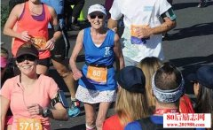 81岁老太安妮·加勒