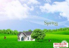 <b>春天的唯美句子:我在春天等你</b>