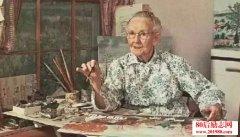 摩西奶奶的故事,人