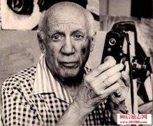 艺术大师毕加索的故
