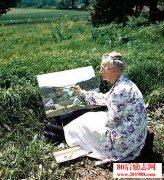 <b>摩西奶奶100岁感言:做你想做的事,永远也不晚</b>