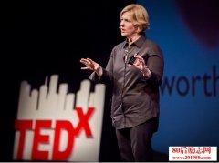 布琳·布朗TED演讲稿