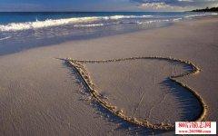 爱情像手中的沙,握