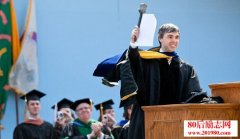 谷歌CEO波士顿大学毕