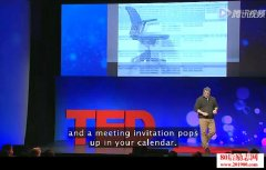 David Grady TED演讲稿: