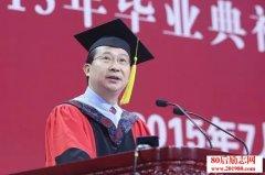 饶毅教授2015北大毕业