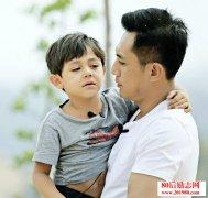 《爸爸去哪儿》刘烨
