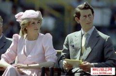 戴安娜王妃与查尔斯