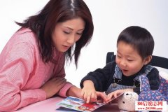 一妈妈在亲子教育中