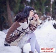 雪的优美散文:雪中
