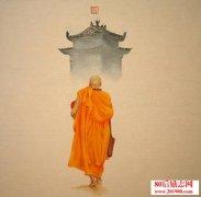 佛教晚安正能量心语