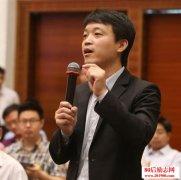 <b>餐行健孔令博,一个辞职创业的北大老师,公司估值10亿</b>