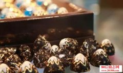 <b>90后设计师开DIY巧克力店的创业故事</b>