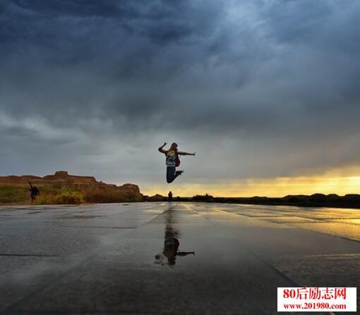 成长一定会经历风雨,只要没被打败,它会让你更强大!