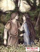 <b>托尔金爱情诗歌:贝伦与露西恩之歌</b>