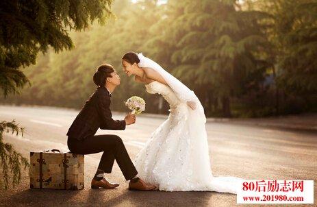 成熟的婚姻,是不轻易羡慕任何人