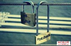 人心是把锁,有时可