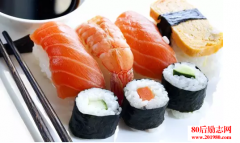 90后男生校园开寿司