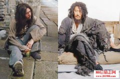 <b>北京乞丐鼎然与游客的对话,所有人深思…</b>