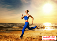 跑步的励志句子:能坚持跑步的都是成功人士!